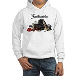 Fashionista Hooded Sweatshirt