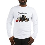 Fashionista Long Sleeve T-Shirt