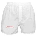 Gratitude Boxer Shorts