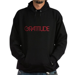 Gratitude Hoodie (dark)