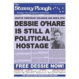 DESSIE O'HARE IS STILL A POLITICAL HOSTA
