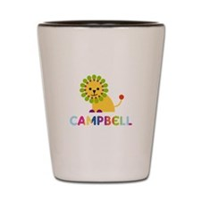 Campbell the Lion Shot Glass