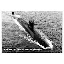 USS ALEXANDER HAMILTON