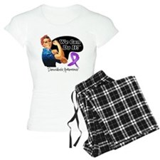 Sarcoidosis We Can Do It pajamas