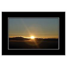Sunrise Sunburst 18x24