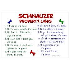 Schnauzer Property Laws 2