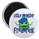 Little Monster Frederick Magnet