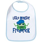 Little Monster Frederick Bib