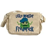 Little Monster Frederick Messenger Bag