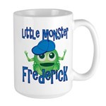 Little Monster Frederick Large Mug