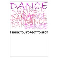 Dancers I think you forgot to