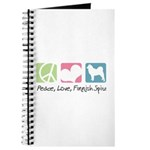 Peace, Love, Finnish Spitz Journal