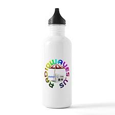 RadioWaves.US Water Bottle