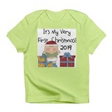 Boy 1st Christmas 2012 Infant T-Shirt