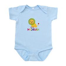 Moriah the Lion Infant Bodysuit