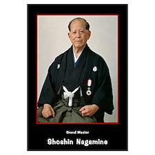Shoshin Nagamine Shorin Ryu Matsubashi Ryu
