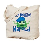 Little Monster Harold Tote Bag