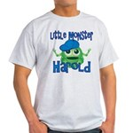 Little Monster Harold Light T-Shirt