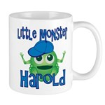 Little Monster Harold Mug