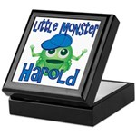 Little Monster Harold Keepsake Box
