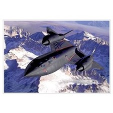 NASA SR-71 Blackbird