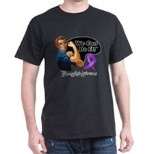 Fibromyalgia We Can Do It T-Shirt