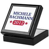 Michele Bachmann 2012 Keepsake Box