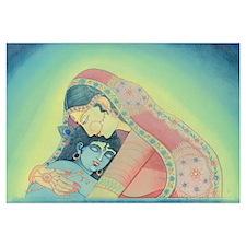 Krishna & Yashoda Large