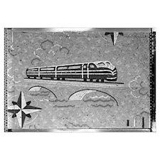 Train Linoleum