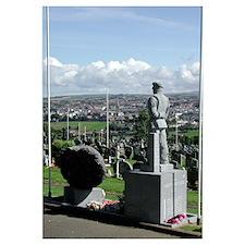 of Hungerstrikers memorial