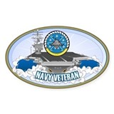 CVN-69 USS Eisenhower Decal