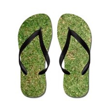 Walk on Grass Flip Flops