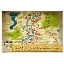 Year 4 Map of the Humanities