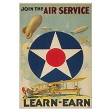 Join the Air Service Large Military