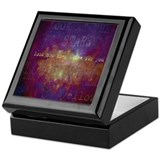Look At The Stars Keepsake Box