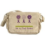 Alzheimers For My Great Grandma Messenger Bag