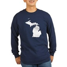 Michigan Map T