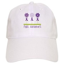 Fight Alzheimers Baseball Cap