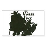 Nero Wolfe Decal