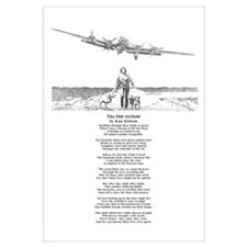The Old Airfield 11x17 Print