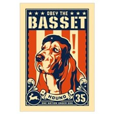 Obey the Basset Hound! USA