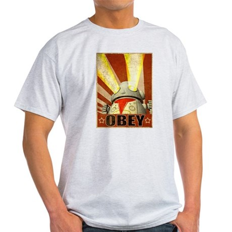 OBEY Version 2 Light T-Shirt