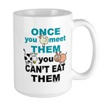 Animal Compassion Large Mug