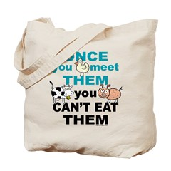 Animal Compassion Tote Bag