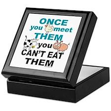 Animal Compassion Keepsake Box