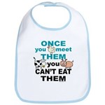 Animal Compassion Bib