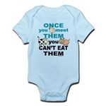 Animal Compassion Infant Bodysuit