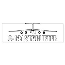 C-141 Bumper Sticker