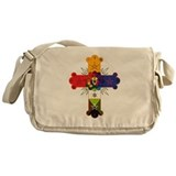 Religion and beliefs Messenger Bag