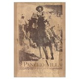 Pancho Villa Mexican Revolution Print